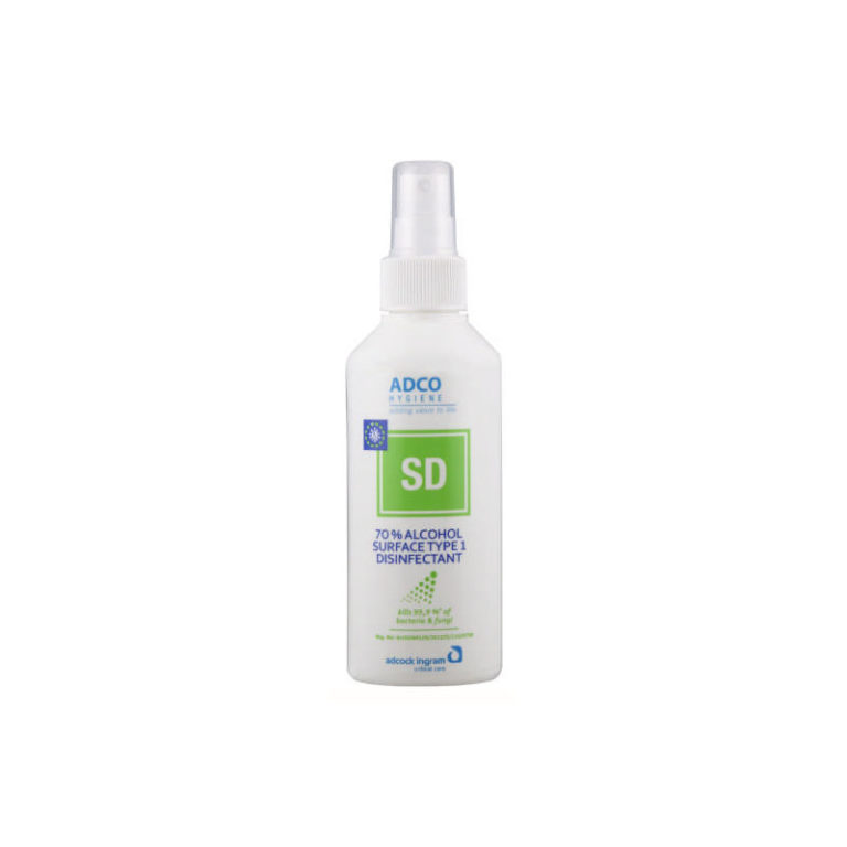 Hygiene Surface Disinfectant 70 Alcohol 250ml 1