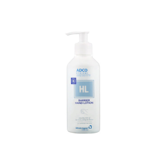 Barrier hand Lotion 1